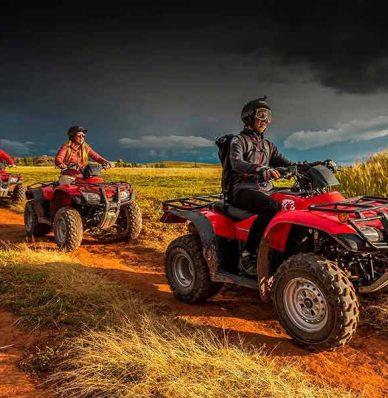 Salineras de Maras – Moray en Cuatrimotos