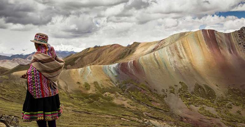 Tour Montaña Palcoyo 1 dia desde Cusco